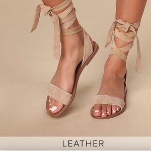 Lulu's taupe suede leather Steve Madden reputation